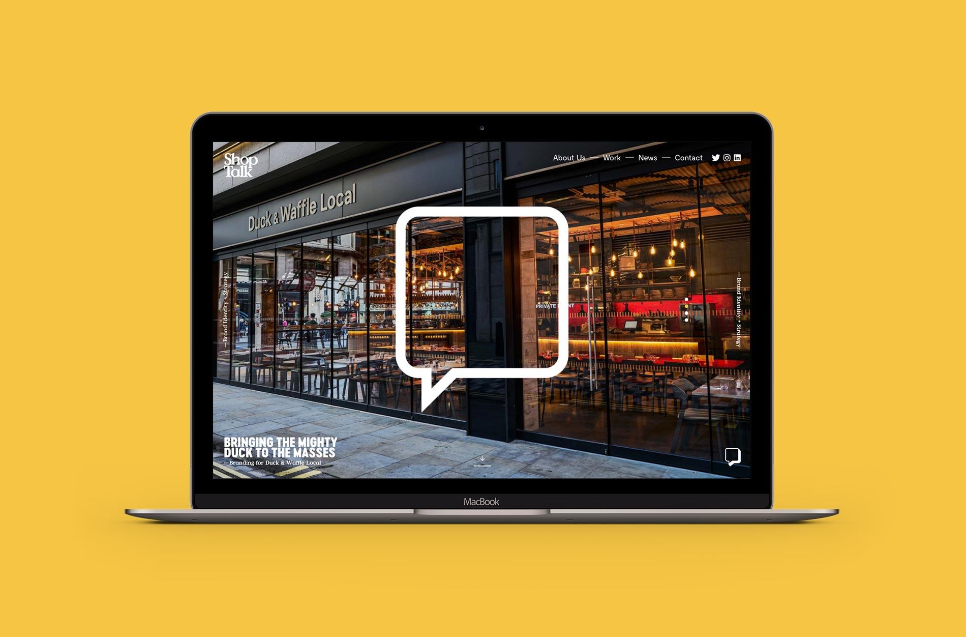 ShopTalk London New Website